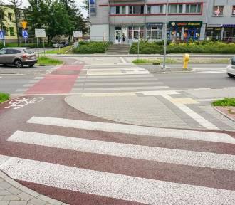 Zakończyła się przebudowa przejść dla pieszych na Panewnickiej w Katowicach. Kierowcy skarżą