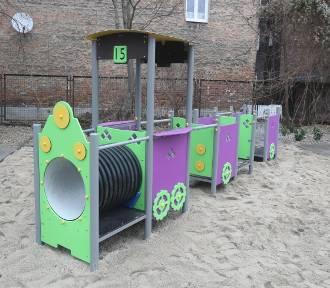 Budują nowy plac zabaw w Szczecinie. Zobaczcie gdzie [ZDJĘCIA]