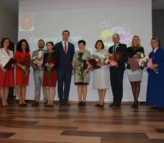 Uroczysta gala na Dzień Edukacji w gminie Krzywiń [ZDJĘCIA]