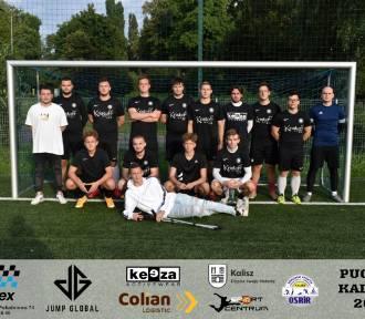 Puchar Kalisza w piłce nożnej sześcioosobowej. Kto sięgnął po to trofeum? ZDJĘCIA