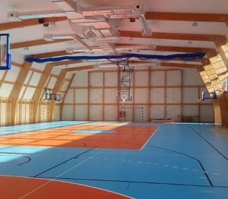 Po hali sportowej nowe boisko. Kolejna inwestycja w Zespole Szkół nr 1 ZDJĘCIA