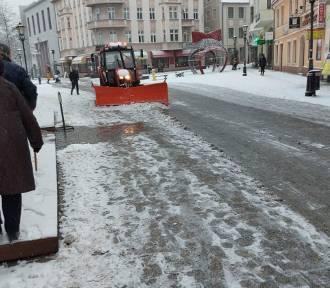 W Lubuskiem znów spadł śnieg! Prawdopodobnie jednak tylko na chwilę