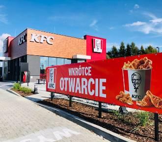Otwarcie nowej restauracji KFC w Dębicy