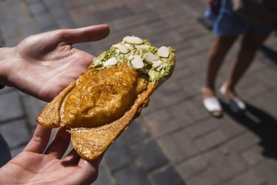 Taiyaki WAW - japoński deser zachwyca warszawiaków. W tym roku w formie lodów i ciastek