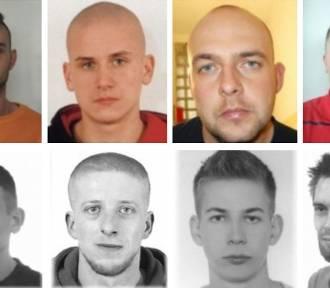 Poszukiwani za handel narkotykami w w Śląskiem. Widziałeś ich?