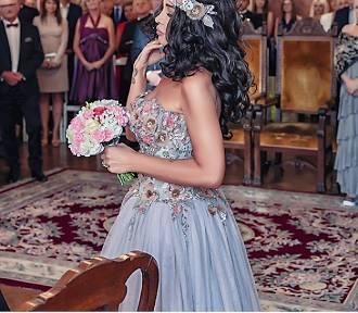 Ewa Minge wyszła za mąż. Zobaczcie, jak wyglądały ślubne suknie znanej projektantki [ZDJĘCIA]