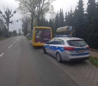 Pijany kierowca autobusu w Mikołowie. Cudem uniknięto tragedii
