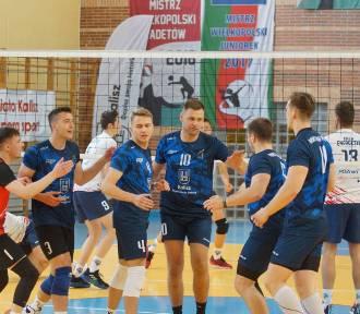 Siatkarze MUKS Amber Kalisz nie zdołali awansować do II ligi. ZDJĘCIA