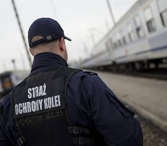 Podróżny strzelał w pociągu SKM, który z Wejherowa jechał do Gdańska. Zatrzymała do SOK