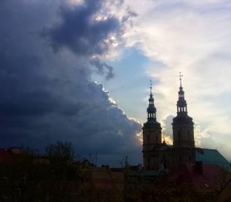 Ostrzeżenie meteorologiczne dla Legnicy i powiatu legnickiego. Będą burze z gradem