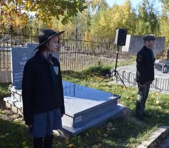 Społecznie zadbali o grób powstańca śląskiego. I o jego pamięć