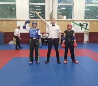 Paulina Stenka Akademicką Mistrzynią Polski w kickboxingu
