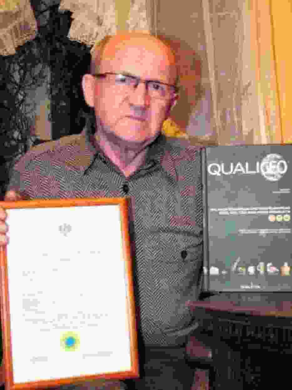 Olej rydzowy ze Śmiłowa w unijnym atlasie znalazł się po raz pierwszy – mówi Jerzy Just