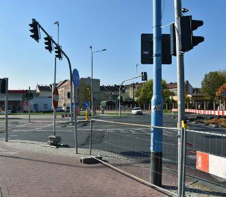 Na skrzyżowaniu Powstańców Śląskich i Krzyckiej nie działa sygnalizacja