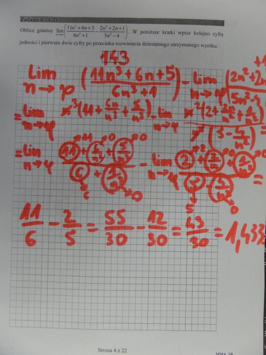 matura 2010 matematyka rozszerzona cke