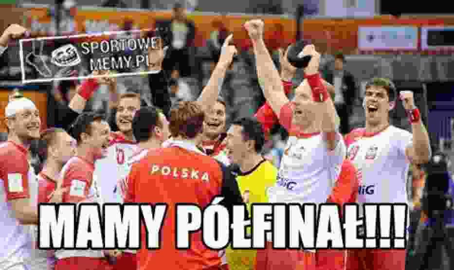 Memy po meczu Polska-Chorwacja. Mamy półfinał w Rio! Internet oszalał ze szczęścia