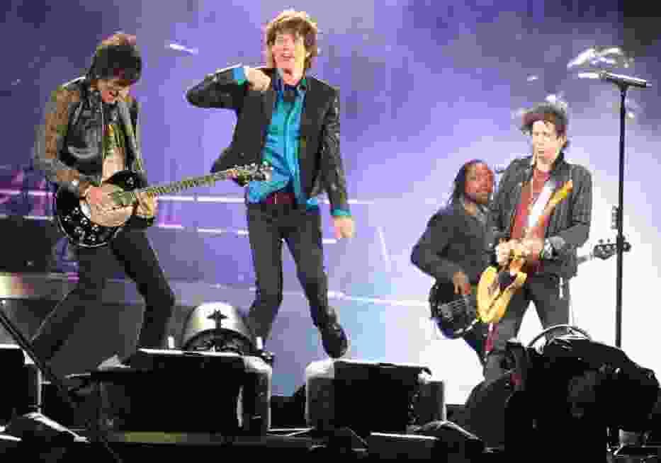 The Rolling Stones w Warszawie! Przypuszczenia potwierdziły się! [DATA, MIEJSCE, BILETY]