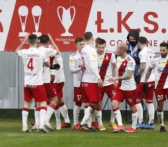 Trener ŁKS uważa,że Resovia jest podobna do Sandecji