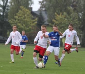 Zjednoczeni Piotrków Kujawski - Pogoń II Mogilno 1:3 w 12. kolejce 5 ligi [zdjęcia]