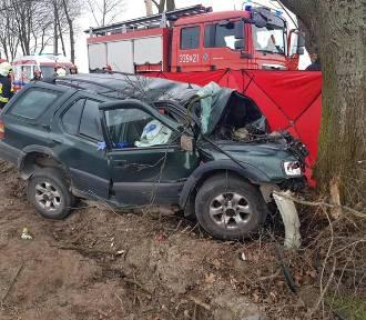 Śmiertelny wypadek koło Poznania