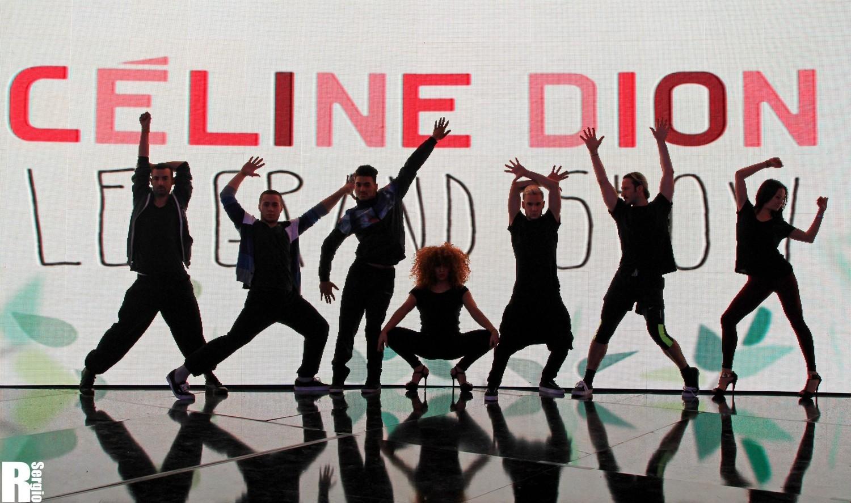 Koncert był emitowany na żywo we francuskiej telewizji France 2