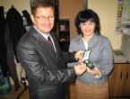 Impreza jubileuszowa, jednym z gości był prezydent Głogowa
