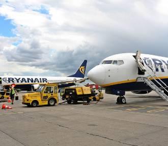 Ryanair odwołuje loty z Wrocławia do Włoch w związku w koronawirusem