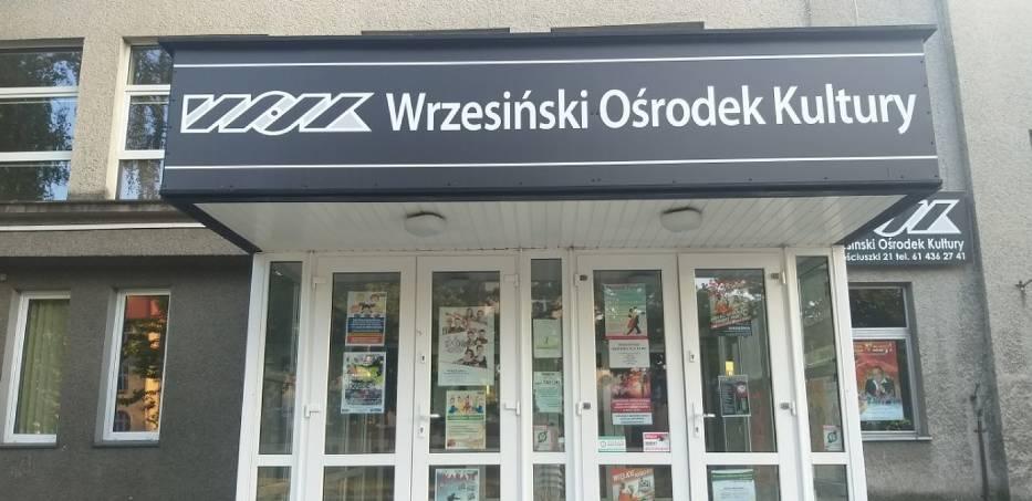 Wrzesiński Ośrodek Kultury: Jest dofinansowanie, będzie remont!