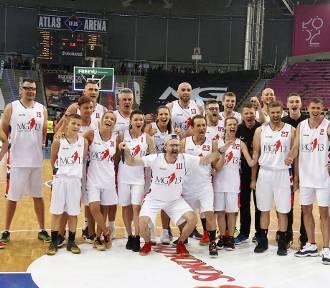 Mecz Gwiazd w Łodzi. Gortat Team - Wojsko Polskie 78:79 (ZDJĘCIA)