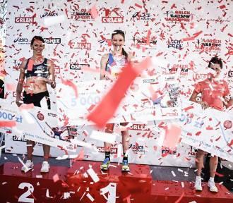 Paulina Kaczyńska zajęła drugie miejsce w międzynarodowym biegu w Warszawie