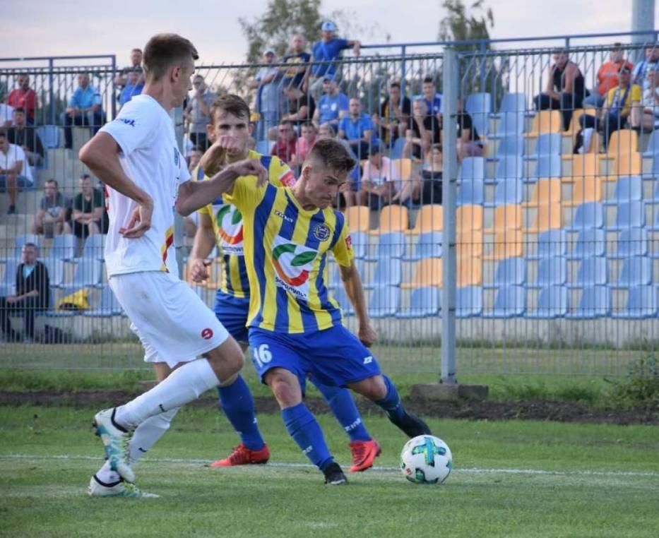 Unia pokonała Sokoła Ostróda aż 5:1
