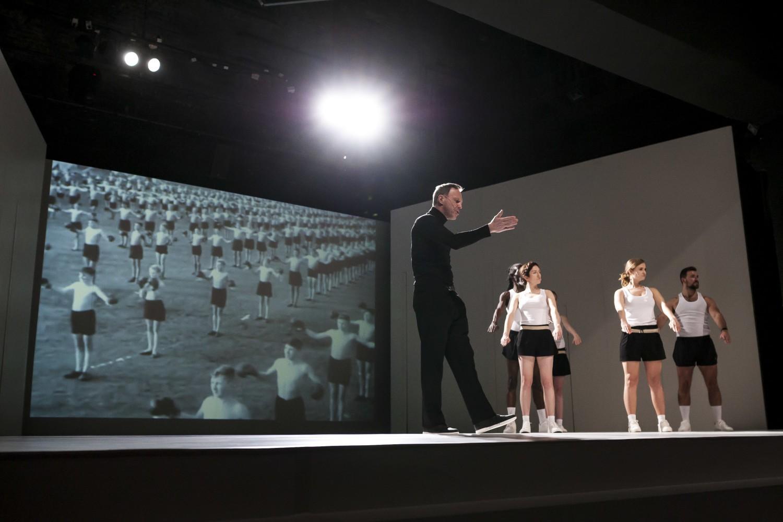 Mein Kampf, Teatr Powszechny w Warszawie. Idee Adolfa Hitlera w XXI wieku [ZDJĘCIA]