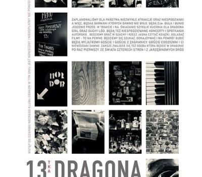 13 Dragona Urodziny Klub Dragon Poznań Naszemiastopl