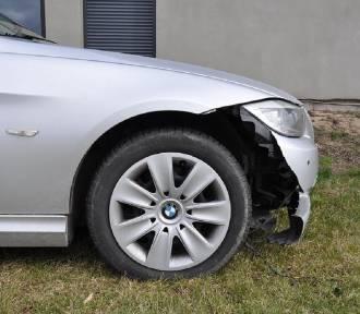 Zatrzymano kierowcę BMW, który pod wpływem alkoholu przejechał człowieka