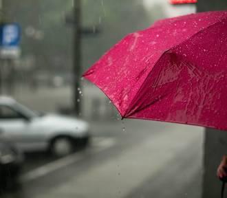 Ostrzeżenie pogodowe dla powiatu śremskiego. Zanosi się na intensywne opady