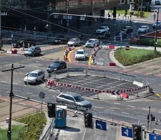 Remont na pl. Dominikańskim we Wrocławiu skończony. Zmiany w kursowaniu tramwajów