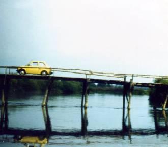 Tomaszowskie mosty na Pilicy na starych zdjęciach [ZDJĘCIA]