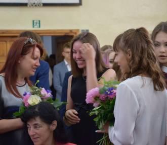 Zakończenie roku szkolnego klas III gimnazjum w SP 5 w Zduńskiej Woli [zdjęcia]