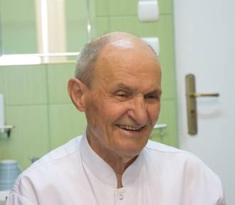Najstarszy chirurg w Polsce z tytułem Medicus Perfectus!