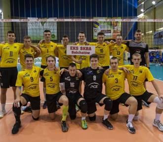 Ruchy kadrowe w zespole juniorów EKS Skry Bełchatów. Odchodzi pięciu kluczowych graczy