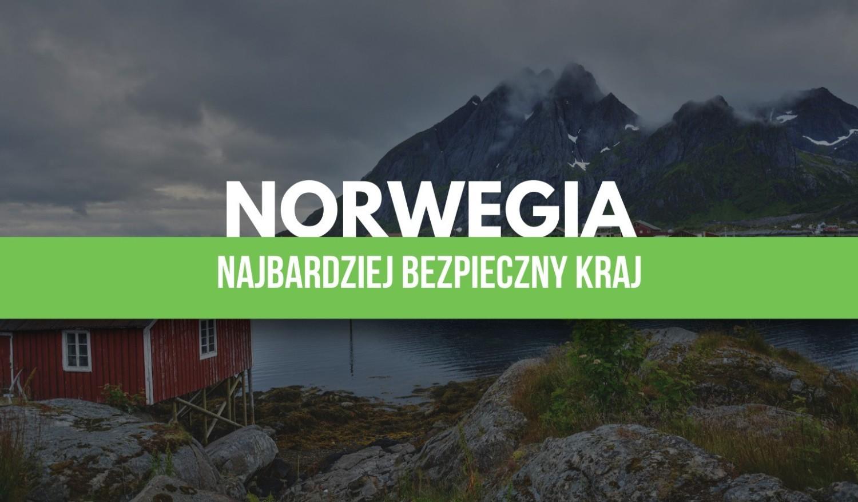 Skandynawia od lat zwycięża w rankingach bezpieczeństwa krajów obieranych jako cel podróży