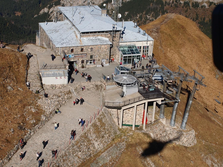 Ważą się losy osób, które odpowiadają za transport turystów na szczyt Kasprowego Wierchu