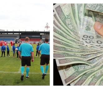 Tyle zarabiają piłkarscy sędziowie w Kujawsko Pomorskiem. Aktualne stawki