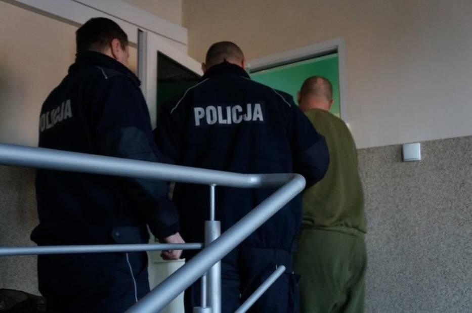 Tomasz CH. Chada zatrzymany przez śląską policję