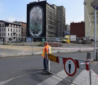 Rozpoczęły się prace na działce przy Młyńskiej. To tu powstanie Hotel Mercure Katowice City Center