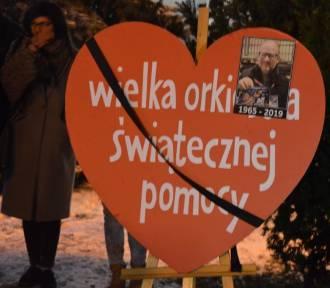 Minutą ciszy uczczono pamięć o Pawle Adamowiczu (foto+film)