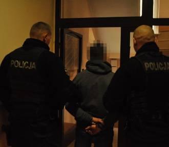 Policja w Kaliszu zatrzymała złodzieja. Miał na sobie kradzioną kurtkę z... przyczepioną ceną