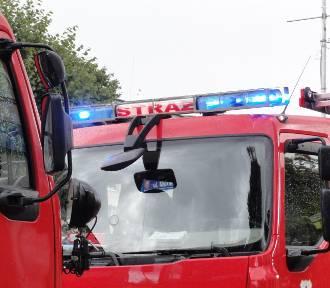 Pieszcz: Pożar - wyjazd strażakow [AKTUALIZACJA]