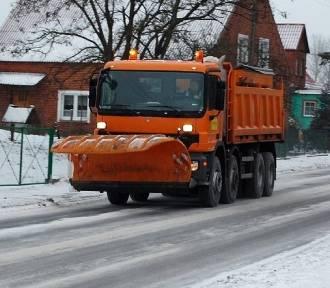 Gmina Rozdrażew wyda na zimowe utrzymanie dróg 40 tys. zł