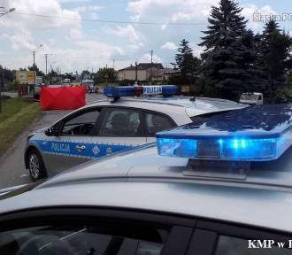 Wypadek w Świerklanach. Policja szuka świadków